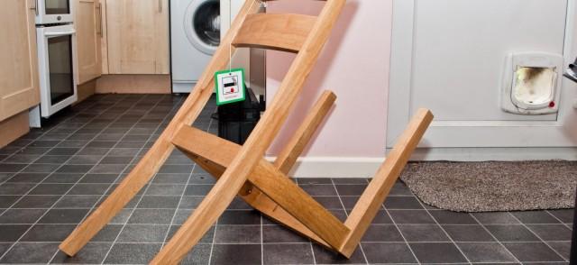 DIY fail chair