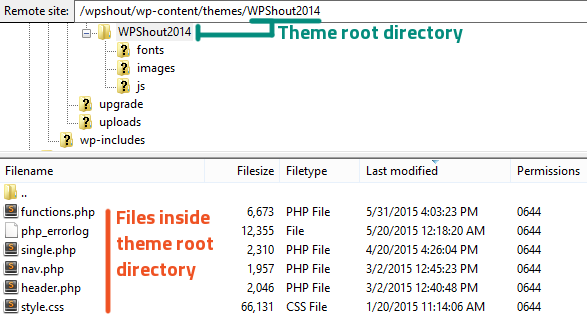 Use get_stylesheet_directory_uri to access your theme's directory