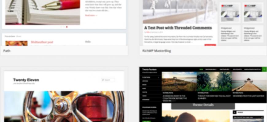 WordPress themes   Mastering the Fundamentals of WordPress Themes