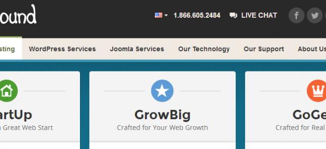 SiteGround banner | WordPress hosting