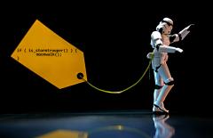 if is stormtrooper moonwalk | wordpress conditional tags