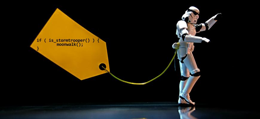 if is stormtrooper moonwalk   wordpress conditional tags