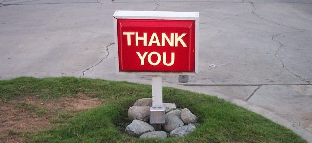 thank you | wordpress thankful list 2015