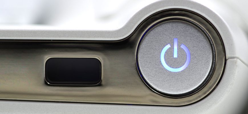 SSH Reboot Power Button