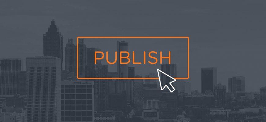post status publish atlanta