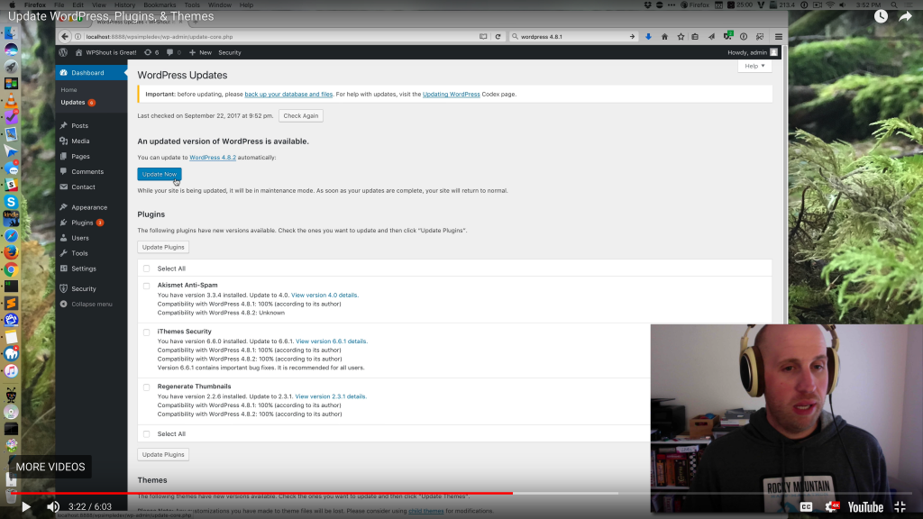 How to Update WordPress, Plugins, and Themes • WPShout