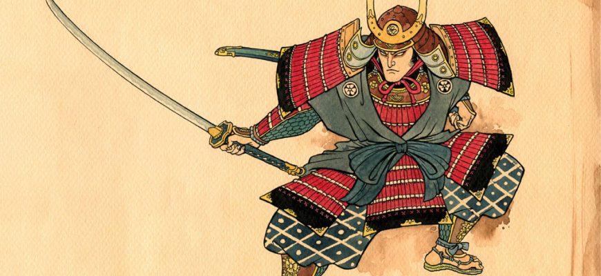 samurai | wordpress code of honor