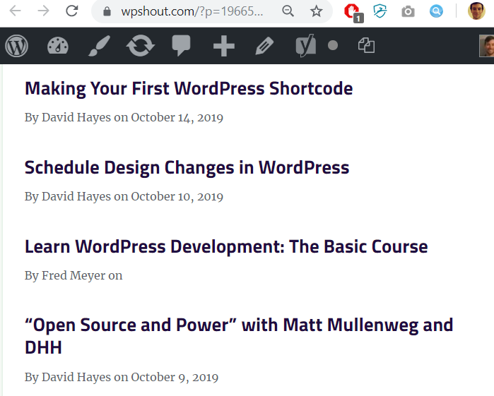 https://wpshout.com/wp-content/uploads/2019/10/wordpress plugin development troubleshooting example
