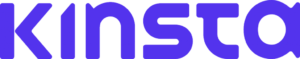 kinsta logo   2020 best managed wordpress host