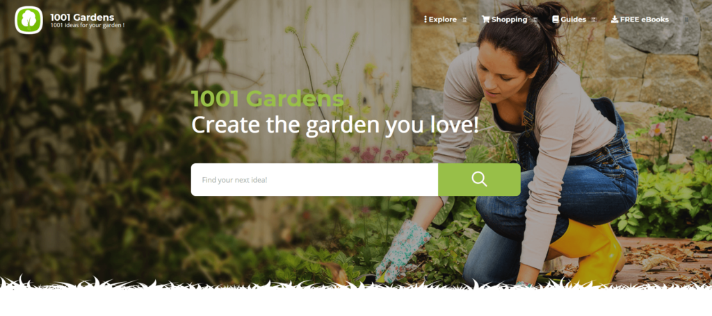 1001 Gardens