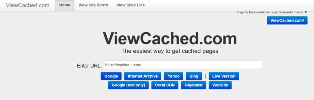 ViewCached.com